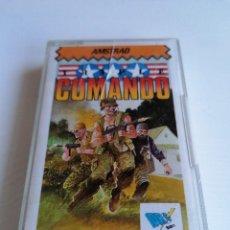 Videojuegos y Consolas: JUEGO VIDEOJUEGO AMSTRAD TRIPLE COMANDO. Lote 274755798