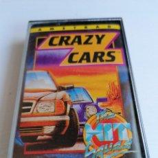Videojuegos y Consolas: JUEGO VIDEOJUEGO AMSTRAD CRAZY CARS. Lote 274761153