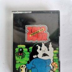 Videojuegos y Consolas: THROUGH THE TRAP DOOR AMSTRAD 1987. Lote 275613143