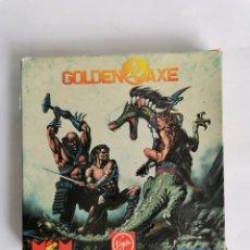 Videojuegos y Consolas: GOLDEN AXE AMSTRAD CINTA EN CAJA CON MANUAL. Lote 275648683