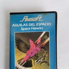Videojuegos y Consolas: ÁGUILAS DEL ESPACIO SPACE HAWKS AMSOFT AMSTRAD EN ESTUCHE PROBADO 1984. Lote 275652663