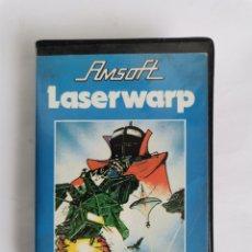 Videojuegos y Consolas: LASERWARP AMSOFT AMSTRAD EN ESTUCHE. Lote 275653178