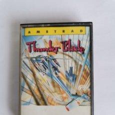 Videojuegos y Consolas: THUNDER BLADE AMSTRAD ERBE 1988. Lote 275654363