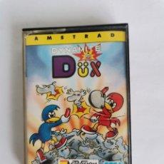 Videojuegos y Consolas: DYNAMITE DUX AMSTRAD ACTIVISION SEGA. Lote 275654568