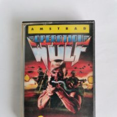 Videojuegos y Consolas: OPERATION WOLF AMSTRAD CINTA ERBE. Lote 275655853