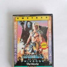 Videojuegos y Consolas: MASTERS DEL UNIVERSO AMSTRAD CPC 464 AÑO 1987 CLÁSICO. Lote 275656078