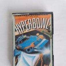 Videojuegos y Consolas: HYPERBOWL AMSTRAD MASTERTRONIC. Lote 275657483
