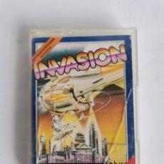 Videojuegos y Consolas: INVASIÓN AMSTRAD CPC BULLDOG SOFTWARE. Lote 275657998