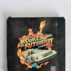 Videojuegos y Consolas: REGRESO AL FUTURO II AMSTRAD MIRRORSOFT 1990 EN CAJA. Lote 275661728