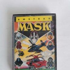 Videojuegos y Consolas: MASK FROM GREMLIN AMSTRAD ERBE SOFTWARE 1987 CPC 464 CASETE. Lote 275662253