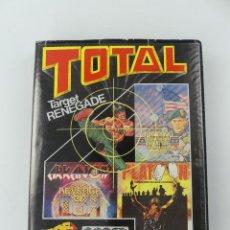 Videojuegos y Consolas: ARMSTRAD JUEGO TOTAL FALTA 1 CASETTE. Lote 275749368