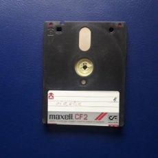 Videojuegos y Consolas: ANTIGUO DISCO CF-2. AMSTRAD CPC, PCW Y SPECTRUM +3.. Lote 277253278