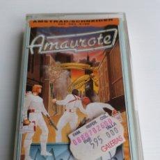 Videojuegos y Consolas: JUEGO VIDEOJUEGO AMSTRAD AMAUROTE. Lote 277579808