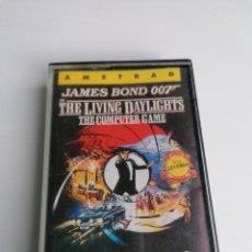 Videojuegos y Consolas: JUEGO VIDEOJUEGO AMSTRAD JAMES BOND 007 ALTA TENSIÓN. Lote 277580073