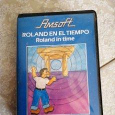 Videojogos e Consolas: ROLAND EN EL TIEMPO - AMSTRAD. Lote 277823983