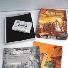 Videojogos e Consolas: COZUMEL - AMSTRAD - DINAMIC 1990 - JUEGO COMPLETO CON POSTER - EDICION CAJA CARTON - RARO. Lote 252708040