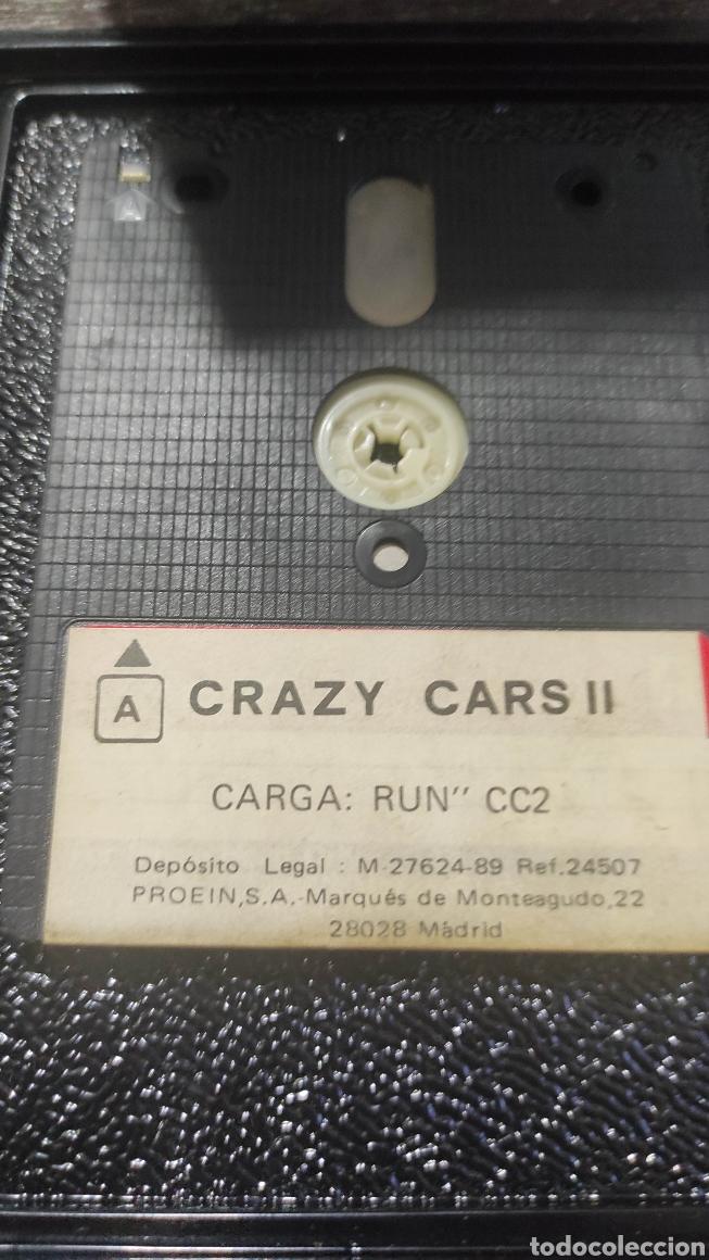 Videojuegos y Consolas: Crazy Cars 2. Amstrad - Foto 3 - 285316128