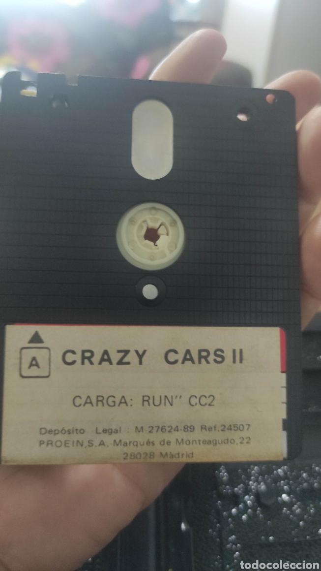CRAZY CARS 2. AMSTRAD (Juguetes - Videojuegos y Consolas - Amstrad)