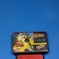 Videojuegos y Consolas: JUEGOS AMSTRAD BACK TO THE FUTURE Y AMSOFT. Lote 286430338