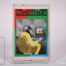 Videojogos e Consolas: VIDEOJUEGO RETRO CASETE AMSTRAD - LOAD N RUN - CURSO BASIC II, MORSE, 21.. - AUDIMICRO SA - CASSETTE. Lote 286457483