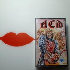 Videojogos e Consolas: EL CID AMSTRAD. Lote 287025203