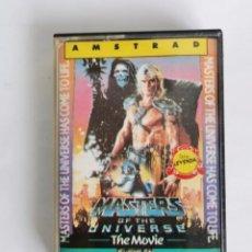 Videojuegos y Consolas: MASTERS DEL UNIVERSO AMSTRAD CPC 464 AÑO 1987 CLÁSICO. Lote 287483303