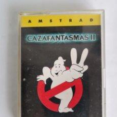 Videojuegos y Consolas: CAZAFANTASMAS II AMSTRAD ACTIVISION. Lote 287488338