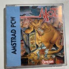 Videojogos e Consolas: JUEGO DE ORDENADOR AMSTRAD DISCO PCW MOT. Lote 287543448