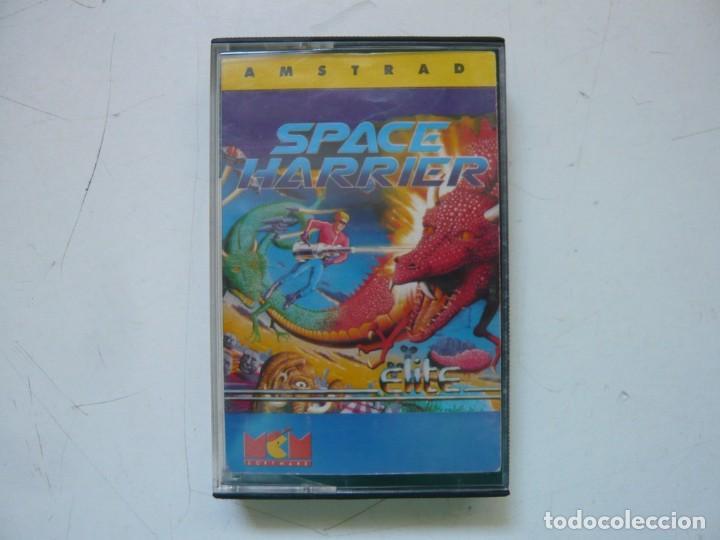 SPACE HARRIER / AMSTRAD CPC 464 / RETRO VINTAGE / CASSETTE - CINTA (Juguetes - Videojuegos y Consolas - Amstrad)