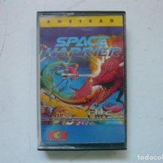 Videojuegos y Consolas: SPACE HARRIER / AMSTRAD CPC 464 / RETRO VINTAGE / CASSETTE - CINTA. Lote 288175883