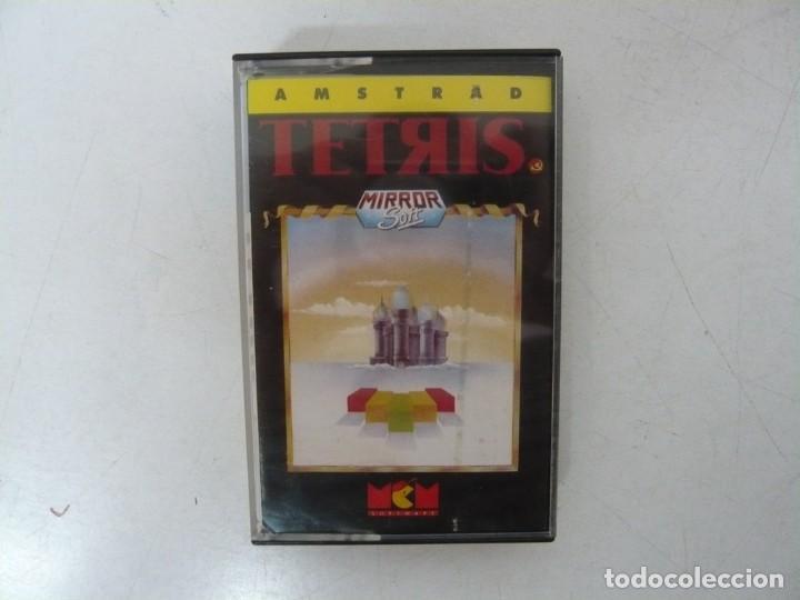 TETRIS / AMSTRAD CPC 464 / RETRO VINTAGE / CASSETTE - CINTA (Juguetes - Videojuegos y Consolas - Amstrad)