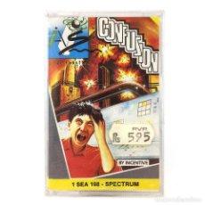 Videojuegos y Consolas: CONFUSION PRECINTADO SYSTEM 4 ESPAÑA INCENTIVE SOFTWARE 1988 CONFUZION AMSTRAD CPC 464 664 CASSETTE. Lote 288587088