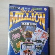 Videojuegos y Consolas: THEY SOLD A MILLION - AMSTRAD - DISCO. Lote 289556088