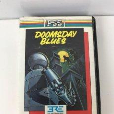 Videojuegos y Consolas: DOOMSDAY BLUES / EDEN BLUES AMSTRAD CPC CINTA. Lote 289587208