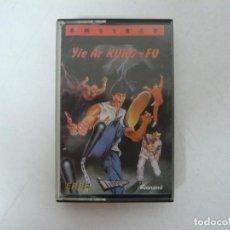 Videojuegos y Consolas: YIE AR KUNG-FU DE ERBE / JEWEL CASE / AMSTRAD CPC 464 / RETRO VINTAGE / CASSETTE - CINTA. Lote 290090993