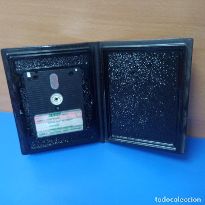 Videojuegos y Consolas: JUEGO DESPERADO Y SURVIVOR PARA AMSTRAD - AMSTRAD DISK - ERBE SOFTWARE - 2 POR 1 - Foto 6 - 290092073