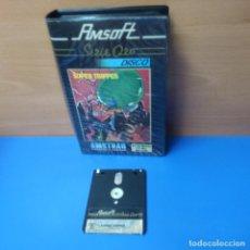 Videojuegos y Consolas: JUEGO SUPER TRIPPER PARA AMSTRAD - AMSTRAD DISK - AMSOFT - SERIE ORO DISCO. Lote 290094178