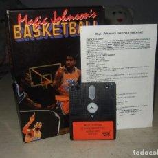 Videojuegos y Consolas: JUEGO MAGIC JOHNSONS BASKETBALL - CPC AMSTRAD DISCO - VERSION CAJA. Lote 293838573
