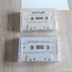 Videojuegos y Consolas: JUEGOS AMSTRAD, TRES EN DOS CINTAS. SYSTEM 4 / ERBE. Lote 294378253
