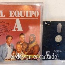 Videojuegos y Consolas: EL EQUIPO A. ANTIGUO JUEGO AMSTRAD. Lote 294809813