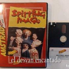 Videojuegos y Consolas: SPITTING IMAGE. ANTIGUO JUEGO AMSTRAD.. Lote 294812268