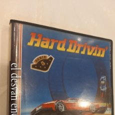 Videojuegos y Consolas: HARD DRIVIN. ANTIGUO JUEGO AMSTRAD.. Lote 294812633