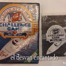 Videojuegos y Consolas: CHALLENGE GAME. ANTIGUO JUEGO AMSTRAD.. Lote 294812933