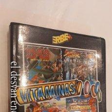 Videojuegos y Consolas: VITAMINAS. ANTIGUO JUEGO AMSTRAD.. Lote 294814258