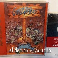 Videojuegos y Consolas: GONZZALEZZ. ANTIGUO JUEGO AMSTRAD.. Lote 294814998