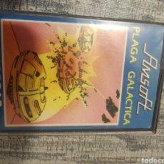 Videojuegos y Consolas: JUEGO PLAGA GALACTICA AMSTRAD. Lote 294945453