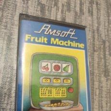 Videojuegos y Consolas: JUEGO AMSTRAD FRUIT MACHINE. Lote 294945743