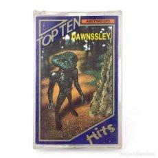 Videojuegos y Consolas: DAWNSSLEY TOP TEN PAUL J. MACHACEK 1986 MONSTRUO MAZMORRA POCION LLAVE AMSTRAD CPC 464 664 CASSETTE. Lote 294976123