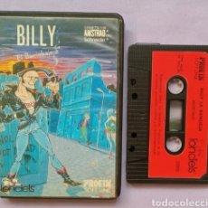 Videojuegos y Consolas: BILLY AMSTRAD. Lote 295376478