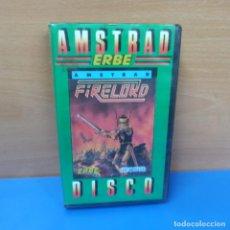 Videojuegos y Consolas: JUEGO FIRELORD - AMSTRAD - ERBE - HEWSON - DISCO - AMSTRAD DISK. Lote 295713253